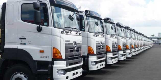 Xe tải chở hàng Sài Gòn đi Đất Đỏ