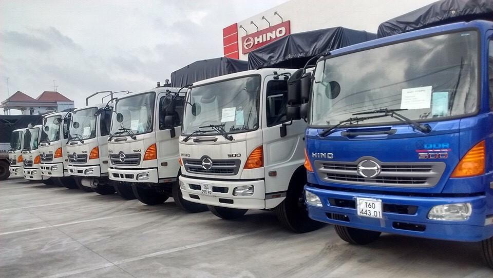 Xe tải chở hàng Sài Gòn đi Kiên Lương